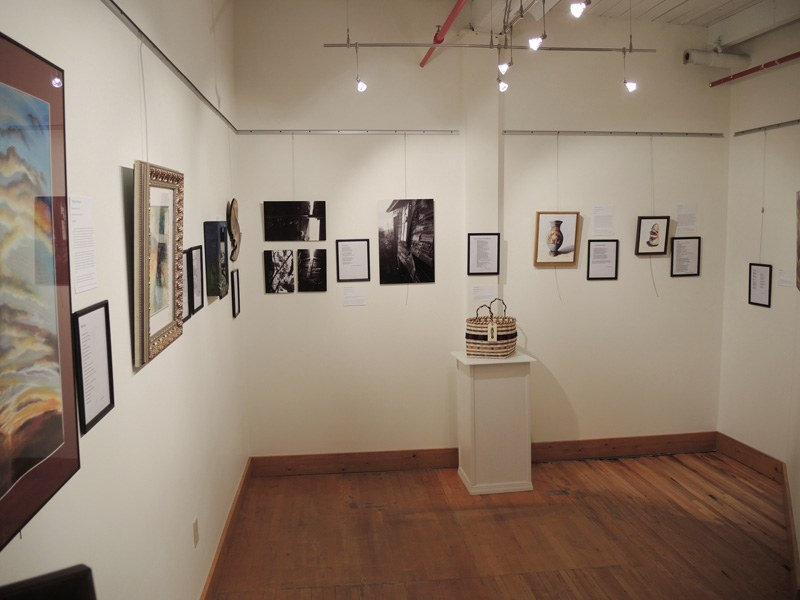 Walk In ARt Center Main Gallery Exhibit