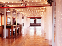 Walk In Art Center Venue Bar Area