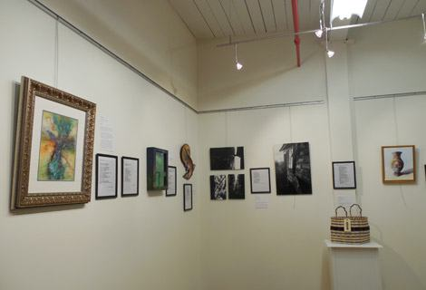 Gallery Area Main Hall