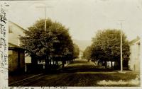 Schuylkill Haven dirt streets