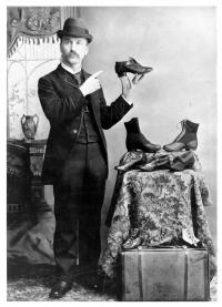 Shoe Salesman
