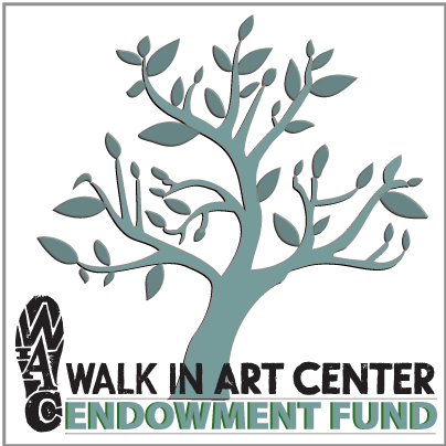 Walk In Art Center Endowment Fund Logo
